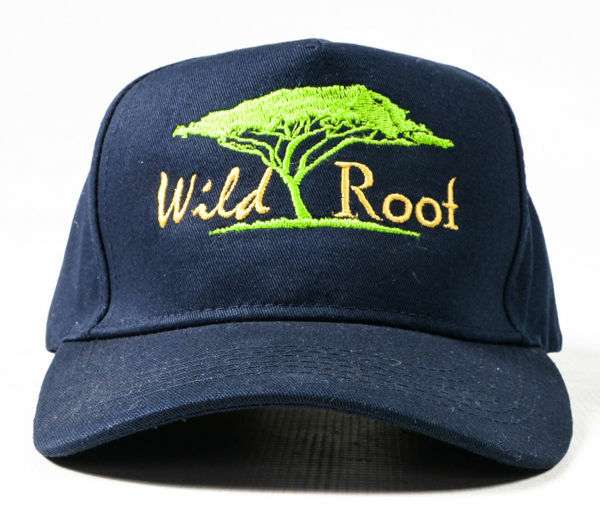 Picture of 100% Cotton Black  Wild Roof Baseball Cap