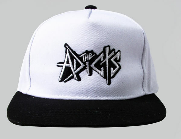 Picture of 100% Cotton B & W Trendy Snapback