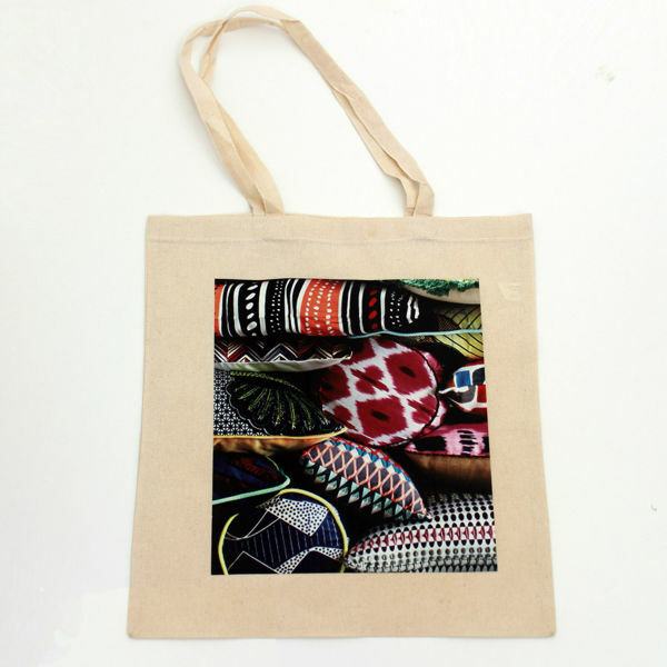 Picture of Fashionable Twill Branded Bag