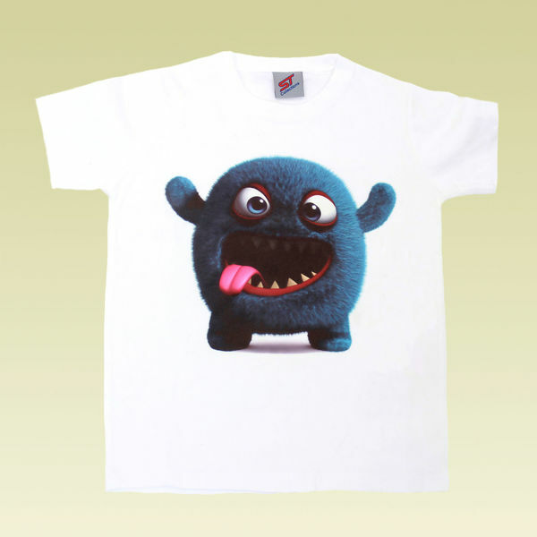 Picture of Lil Monster T-Shirt in White