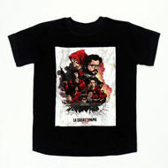 Picture of Money Heist T-Shirt in Black